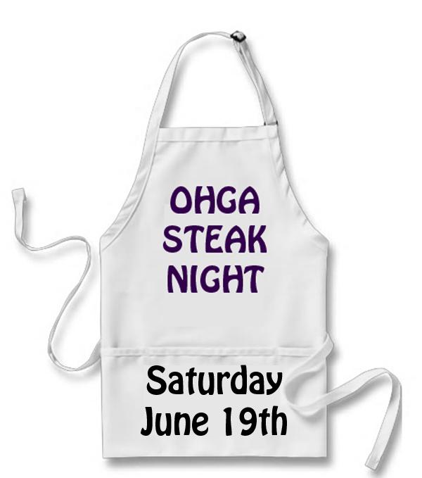 Steak Night, June 19